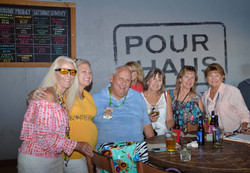 Happy Hour at The Pour Haus 5/2017
