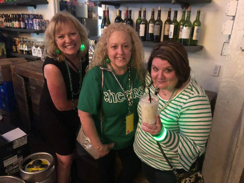 St Patty's Day Pub Crawl 2018