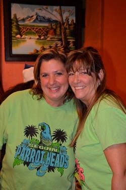 Cheryl Patterson & Michelle Fricker