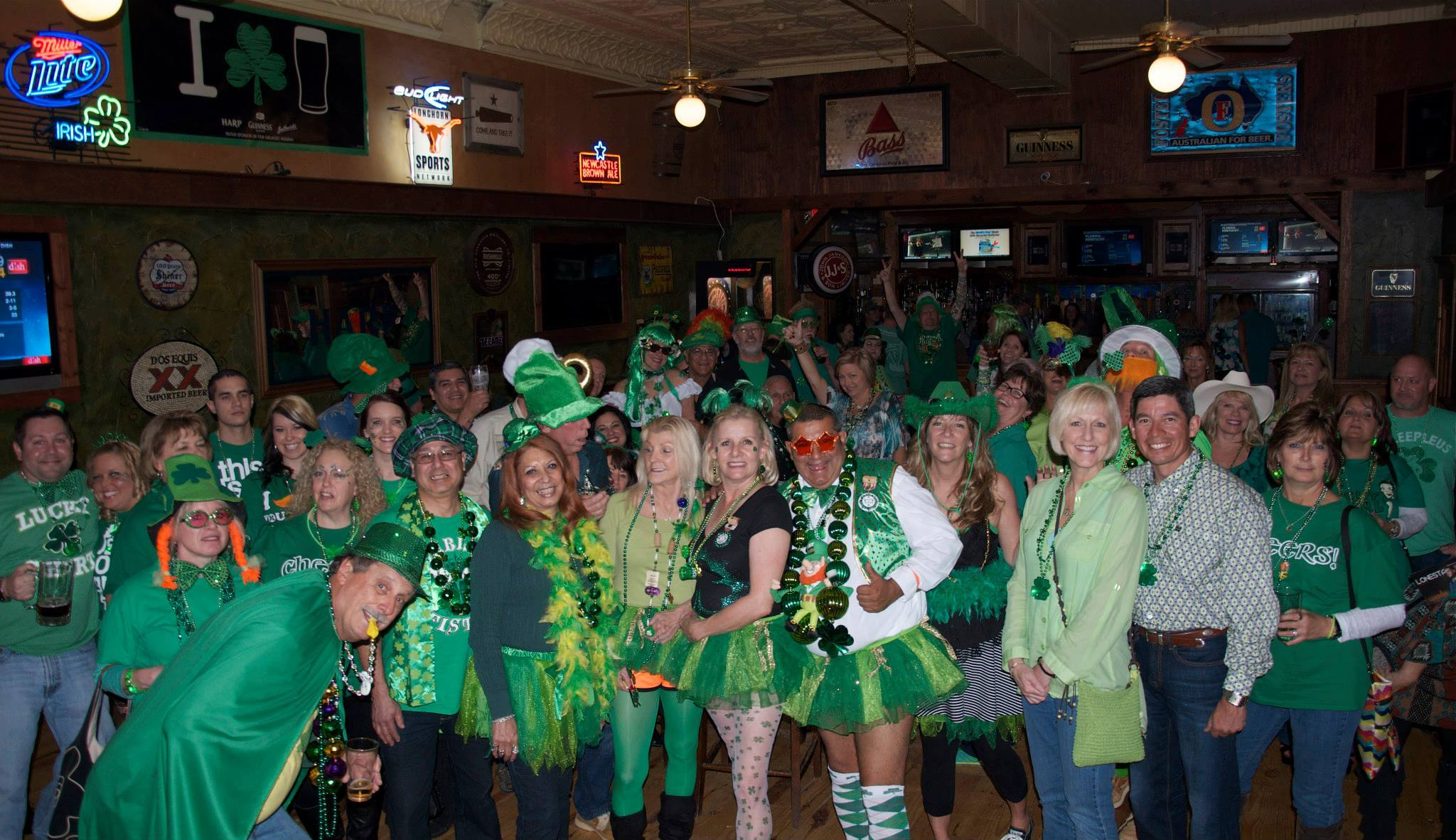 St. Pattys Day\Pub Crawl 2015