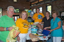 Donation to Pack The Bus