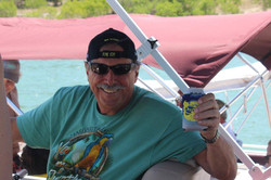 Parrot Heads on Canyon Lake 2017
