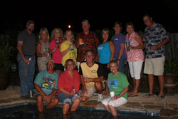 Board members and spouses