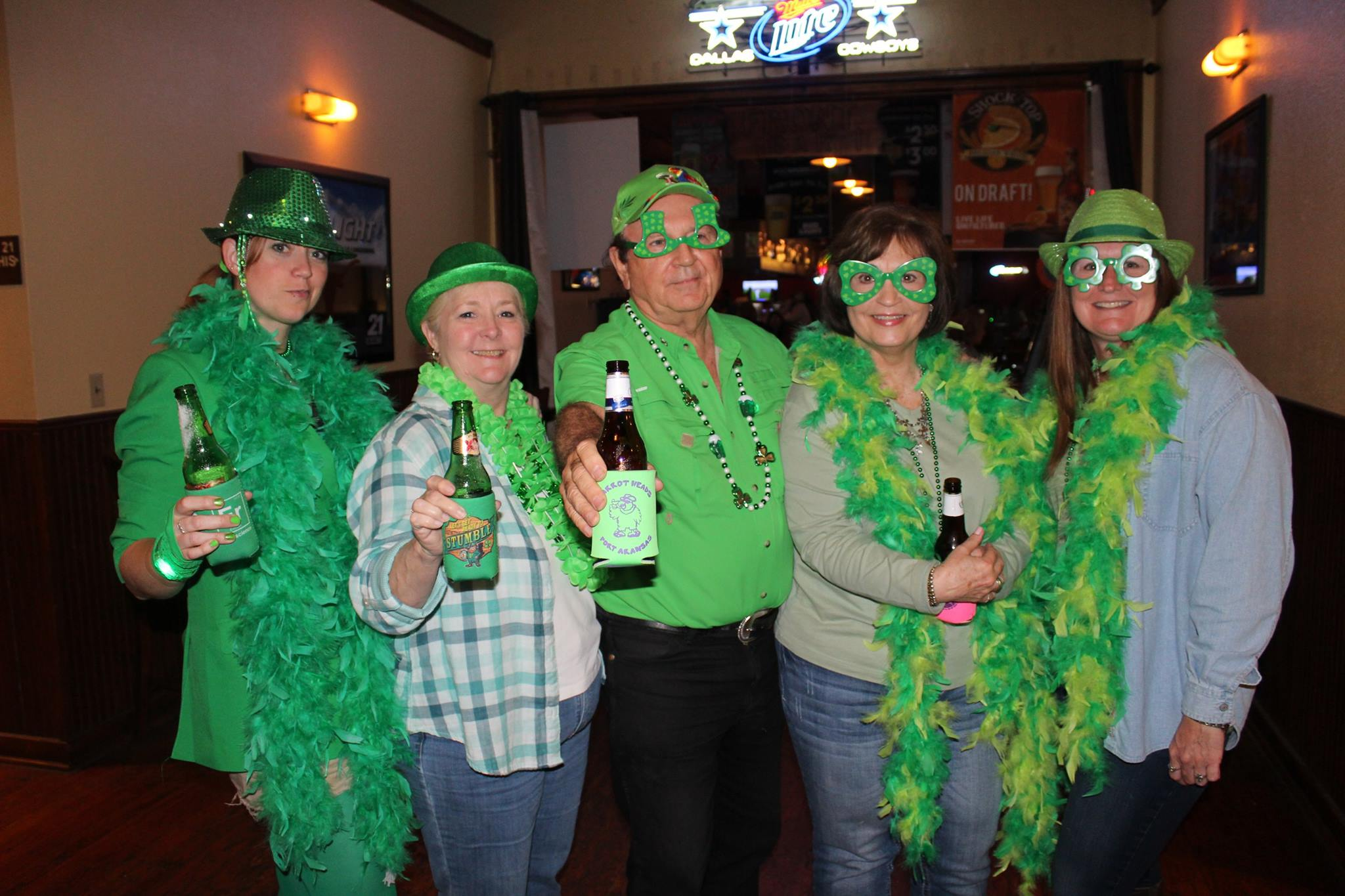 ST. Pattys Day Pub Crawl 2016