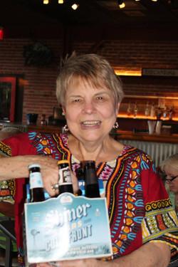 Alfrieda - April 2019 Happy Hour