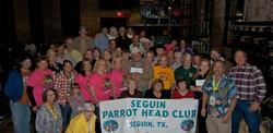 Seguin Parrot Head Club