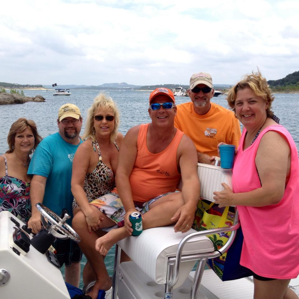 Canyon Lake Trip 5/2014