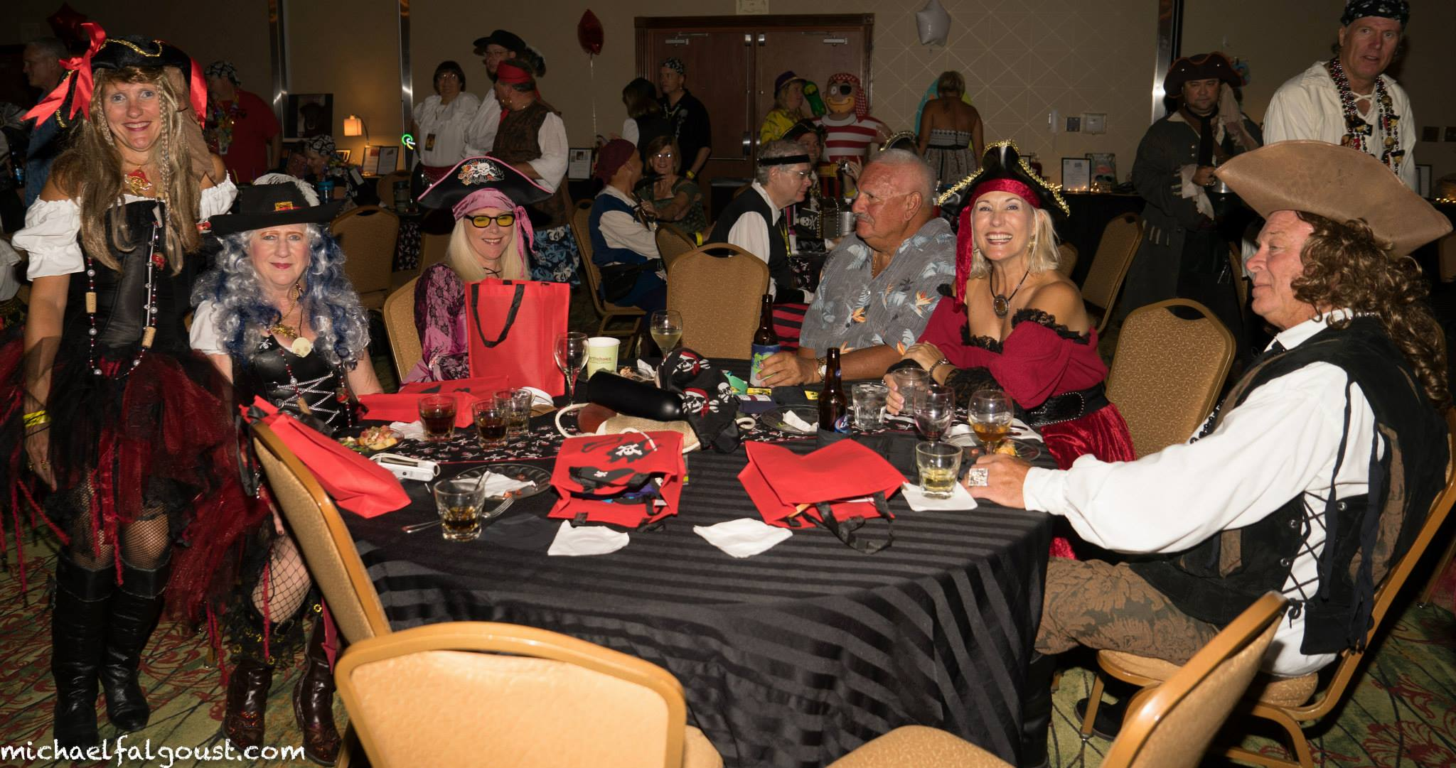 Pirates Ball 2014