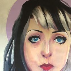 Self Portrait (detial)