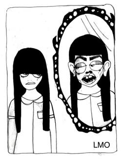 Maria's Mask Comic