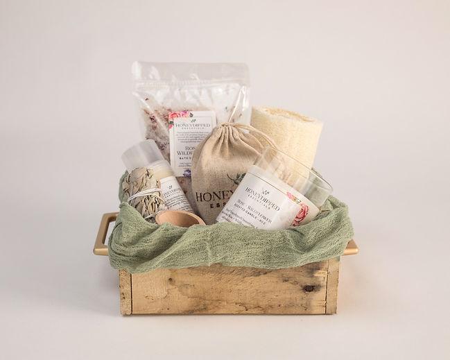 Honeydipped Basket