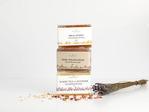 Honeydipped Essentials Glycerin Soap Bar