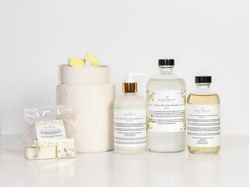 Honeydipped Essentials Total Home Cleaning Collection