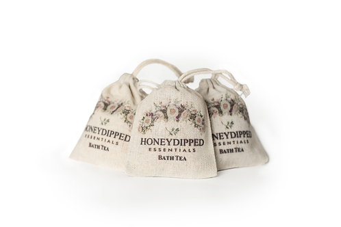 Honeydipped Essentials Bath Tea