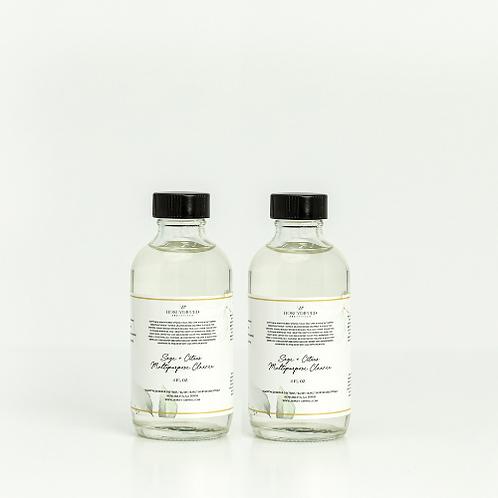 Refill - Sage + Citrus Multipurpose Cleaner