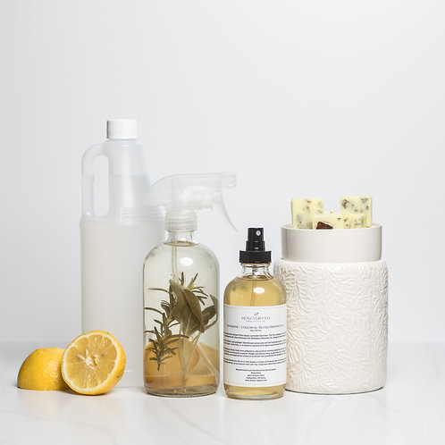 Total Honeydipped Essentials Home Cleaning Collection