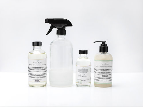 Honeydipped Essentials Cleaning Products Bundle