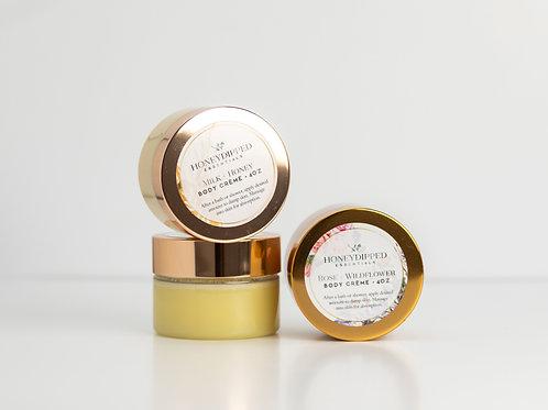 Honeydipped Essentials Body Creme