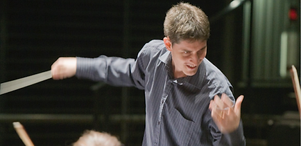 Andrew Griffiths, conductor