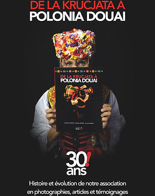 "Livre ""De la Krucjata à Polonia Douai"""