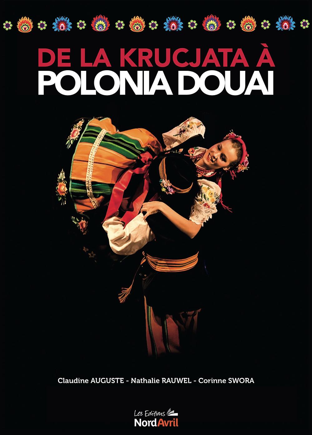 """Couverture du livre """"De la Krucjata à Polonia Douai"""""""
