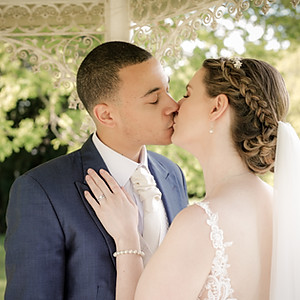 Hannah and Dominic