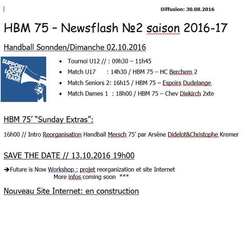 Newsflash 2:2016-2017