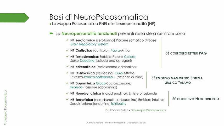 Neuropersonalita funzionali