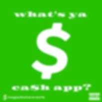 What's Ya Ca$h App Artwork Parental Advi