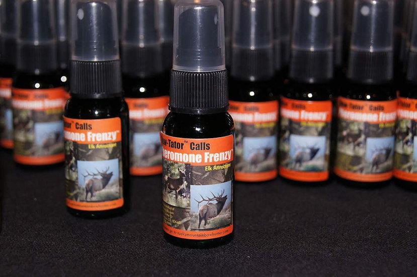 Phermone Frenzy Hyper-hot Estrus Cow Elk Scent