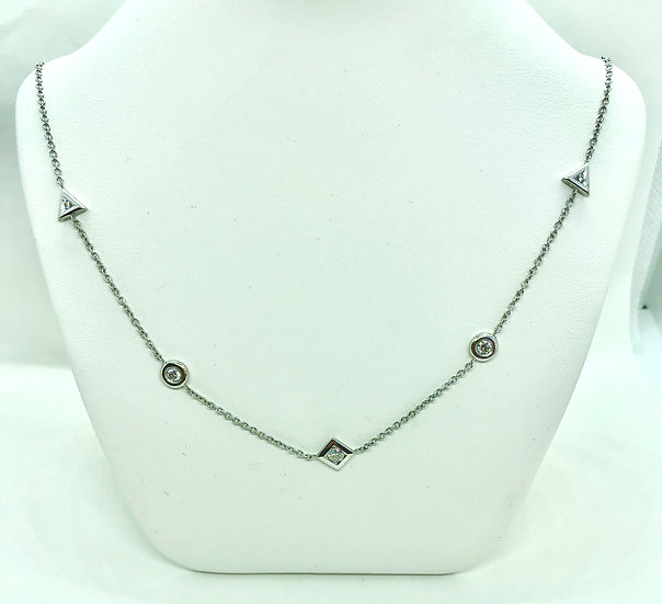 Diamond chain, jewellery princes risborough