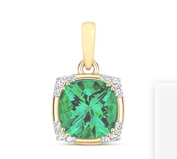 Topaz pendant, jewellery Chesham