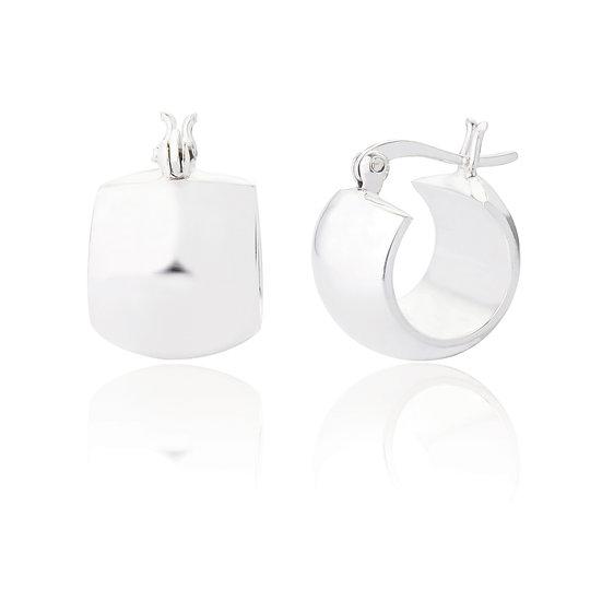 silver hoop earrings, gifts aylesbury