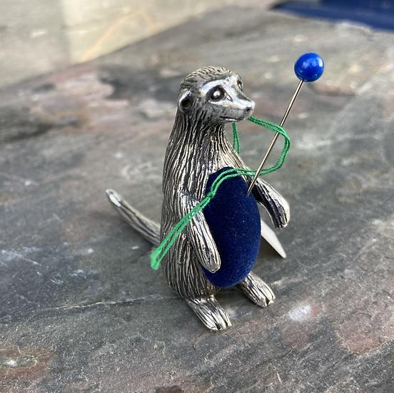 meercat pincushion