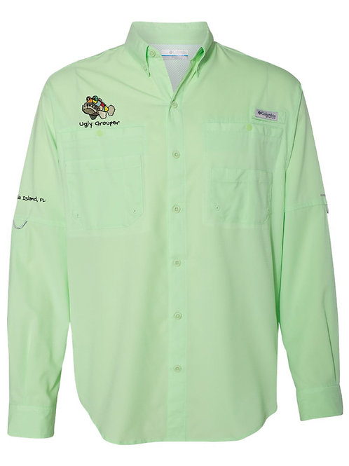 Ugly Grouper Columbia Long Sleeve Shirt