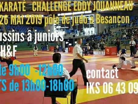 CHALLENGE EDDY JOUANNEAU  2019