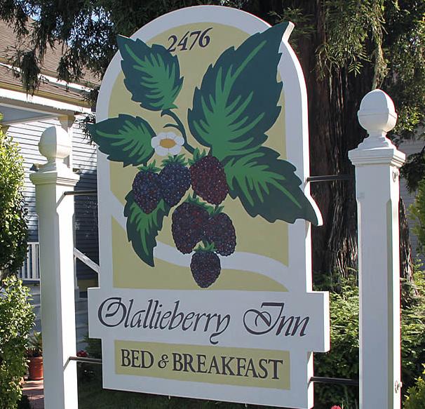 Olallieberry Inn B&B