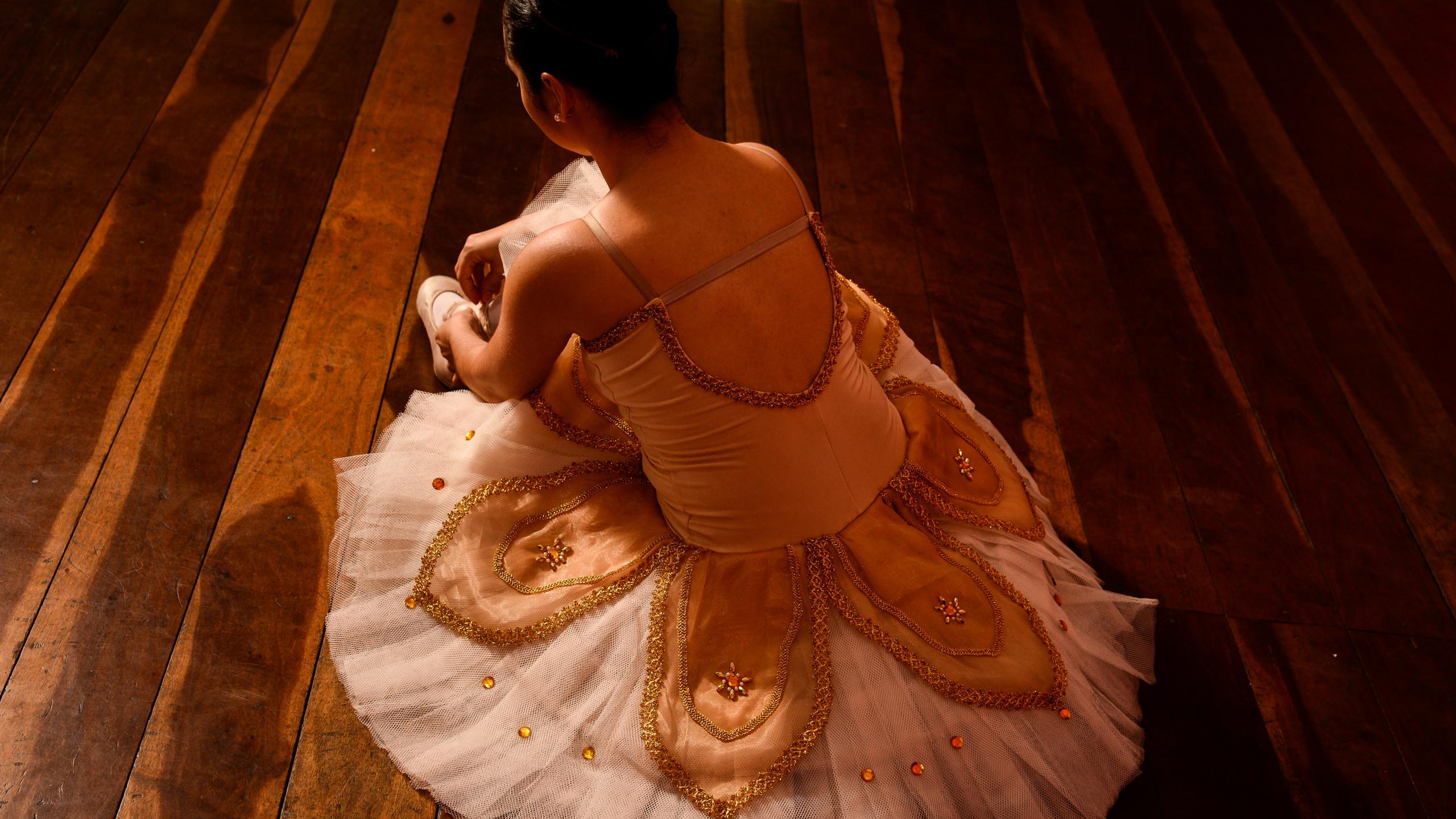 Bailarina Renata Melo