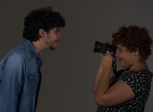 Faciem: o casal que produz retratos honestos de mulheres incríveis