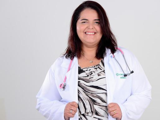 Mulher de poder: conheça o perfil da médica Suzana Pinto