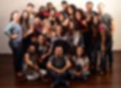 Equipe do Site de Fotojornalismo Coletivo F8