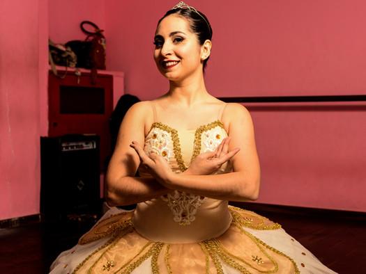 Renata Melo: Nunca é tarde demais para dançar