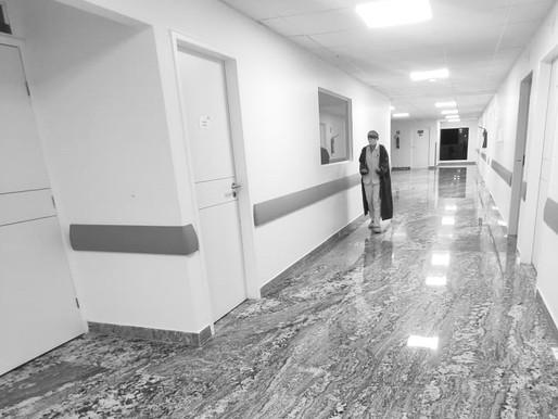 Covid-19: Adaptação da Clínica Santa Clara em Campina Grande
