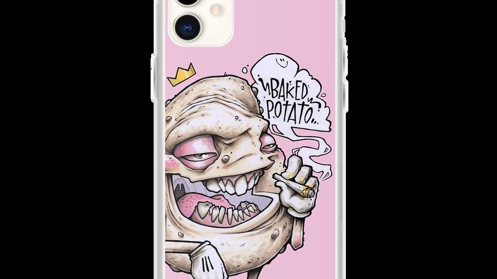 BAKED POTATO iPhone Case