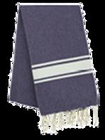 Fouta (Flat Weave) - Monocolor (PURPLE) - Ibiza Model
