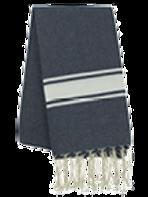 Fouta (Flat Weave) - Monocolor (NAVY BLUE) - Ibiza Model