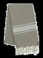 Fouta (Flat Weave) - Monocolor (BEIGE) - Ibiza Model