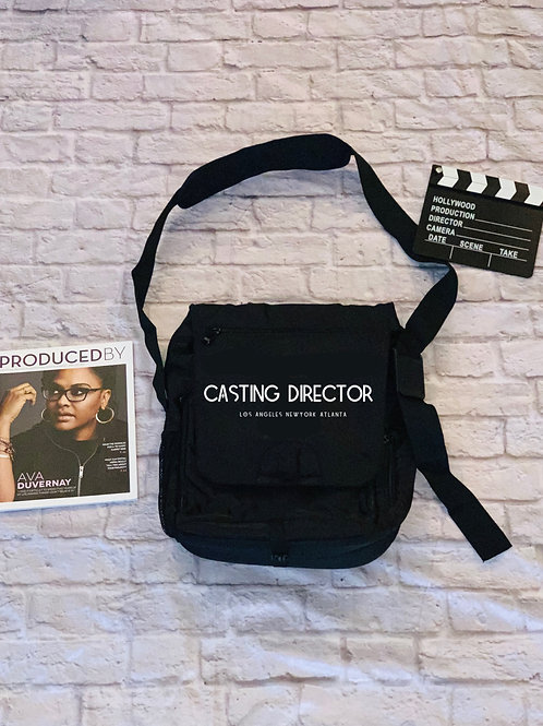 Messenger Bag: Casting Director ATL | NY | LA