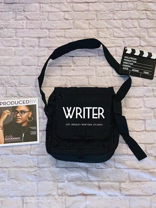 Messenger Bag: Writer ATL | LA | NY