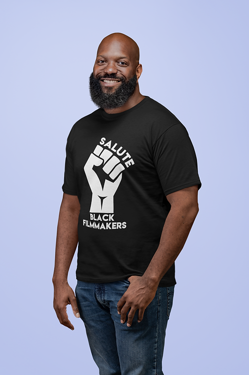 Salute Series: Black Filmmakers T-shirts